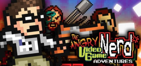 Angry Video Game Nerd Adventures Banner
