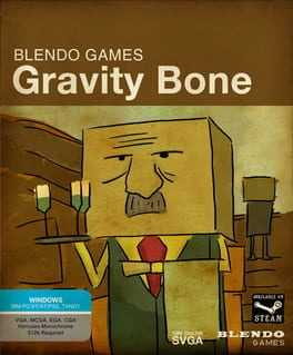 Gravity Bone Box Art