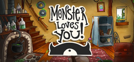 Monster Loves You! Banner