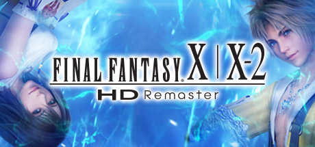 Final Fantasy X/X-2 HD Remaster Banner