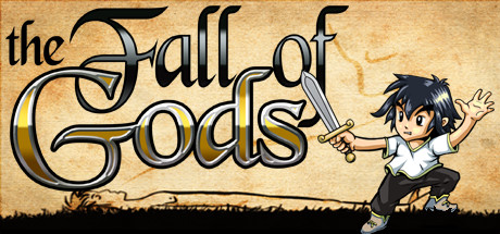 The fall of gods Banner
