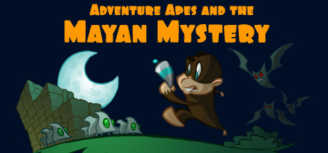 Adventure Apes and the Mayan Mystery Banner