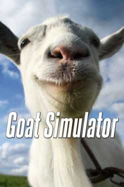 Goat Simulator Box Art