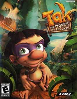 Tak and the Power of Juju Box Art