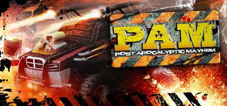 Post Apocalyptic Mayhem Banner