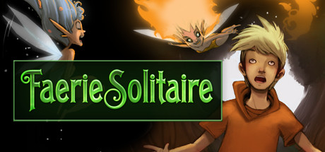 Faerie Solitaire Banner