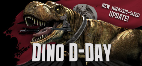 Dino D-Day Banner