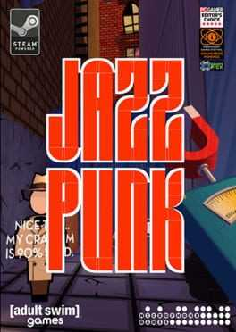 Jazzpunk Box Art