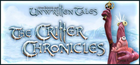 The Book of Unwritten Tales: The Critter Chronicles Banner