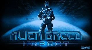 Alien Breed: Impact Trophy List Banner