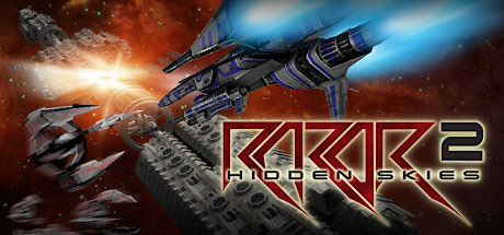 Razor2: Hidden Skies Banner