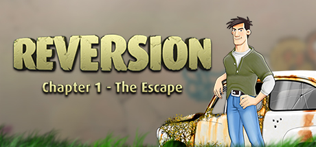 Reversion - The Escape Banner