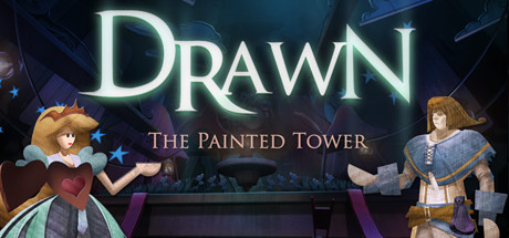 Drawn: The Painted Tower Banner