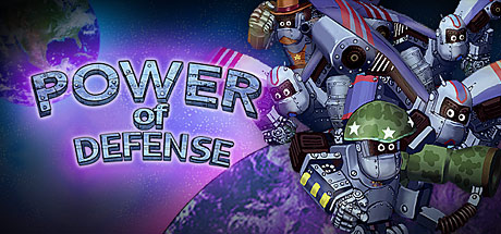 Power of Defense Banner