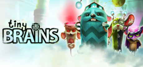 Tiny Brains Banner