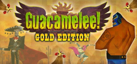 Guacamelee! Gold Edition Banner