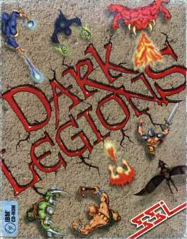Dark Legions Box Art