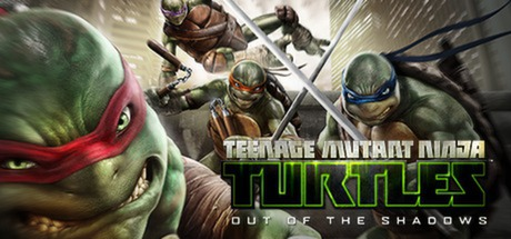 Teenage Mutant Ninja Turtles: Out of the shadows Banner
