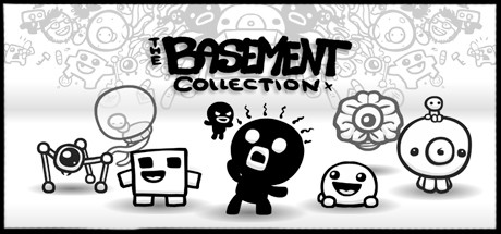 The Basement Collection Banner