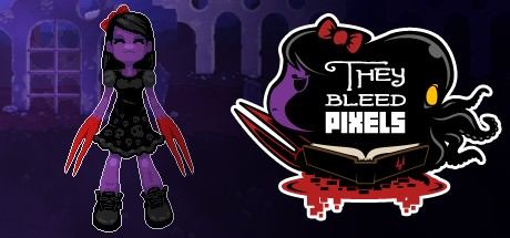 They Bleed Pixels Banner