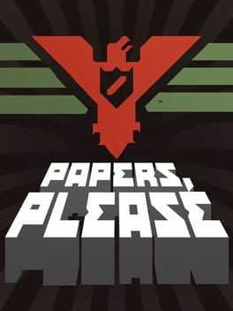 Papers, Please Box Art