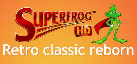 Superfrog HD Banner
