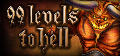 99 Levels to Hell Banner