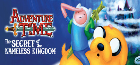 Adventure Time: The Secret of the Nameless Kingdom Banner