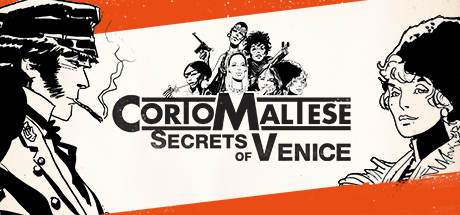 Corto Maltese Secrets of Venice Banner