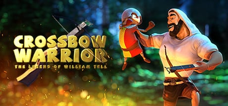 Crossbow Warrior - The Legend Of William Tell Banner
