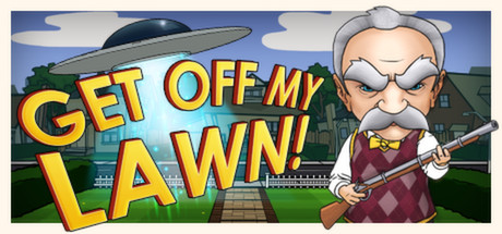 Get Off My Lawn! Banner