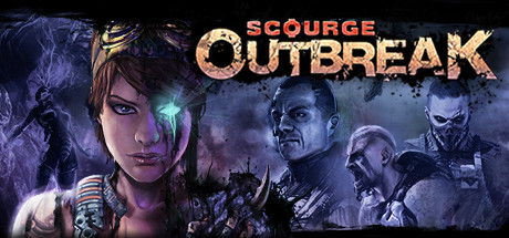 Scourge: Outbreak Banner