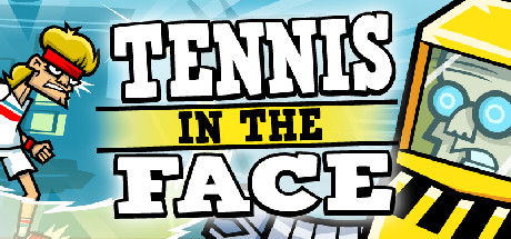 Tennis in the Face Banner