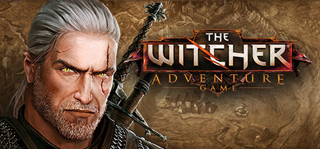 The Witcher Adventure Game Banner