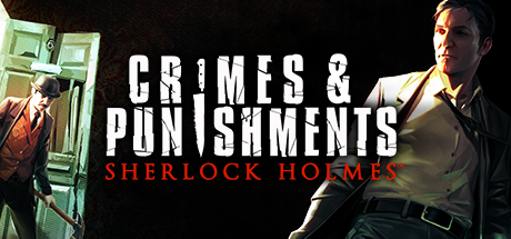 Sherlock Holmes: Crimes and Punishments Banner