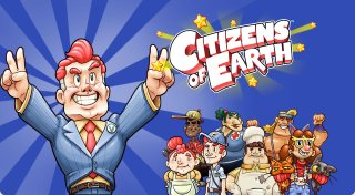 Citizens of Earth Trophy List Banner