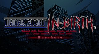 Under Night In-Birth Exe:Late Trophy List Banner