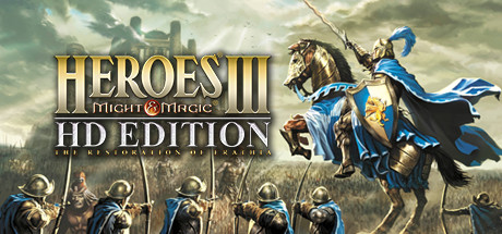 Heroes of Might & Magic III - HD Edition Banner