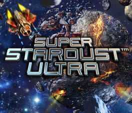 Super Stardust Ultra Box Art