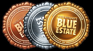 Blue Estate Trophy List Banner