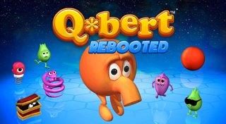 Q*bert: Rebooted Trophy List Banner