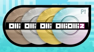 OlliOlli2: Welcome to Olliwood Trophy List Banner