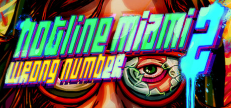 Hotline Miami 2: Wrong Number Banner
