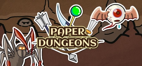 Paper Dungeons Banner