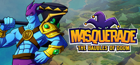 Masquerade: The Baubles of Doom Banner