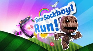 Run Sackboy! Run! Trophy List Banner