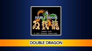 Arcade Archives: Double Dragon Trophy List Banner