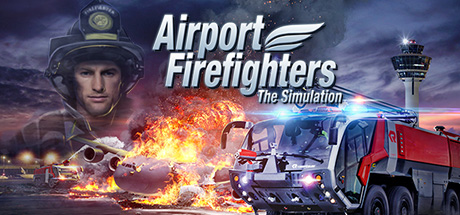 Airport Firefighters - The Simulation Banner