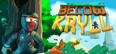 Below Kryll Banner