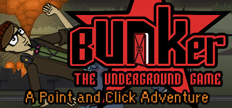 Bunker - The Underground Game Banner